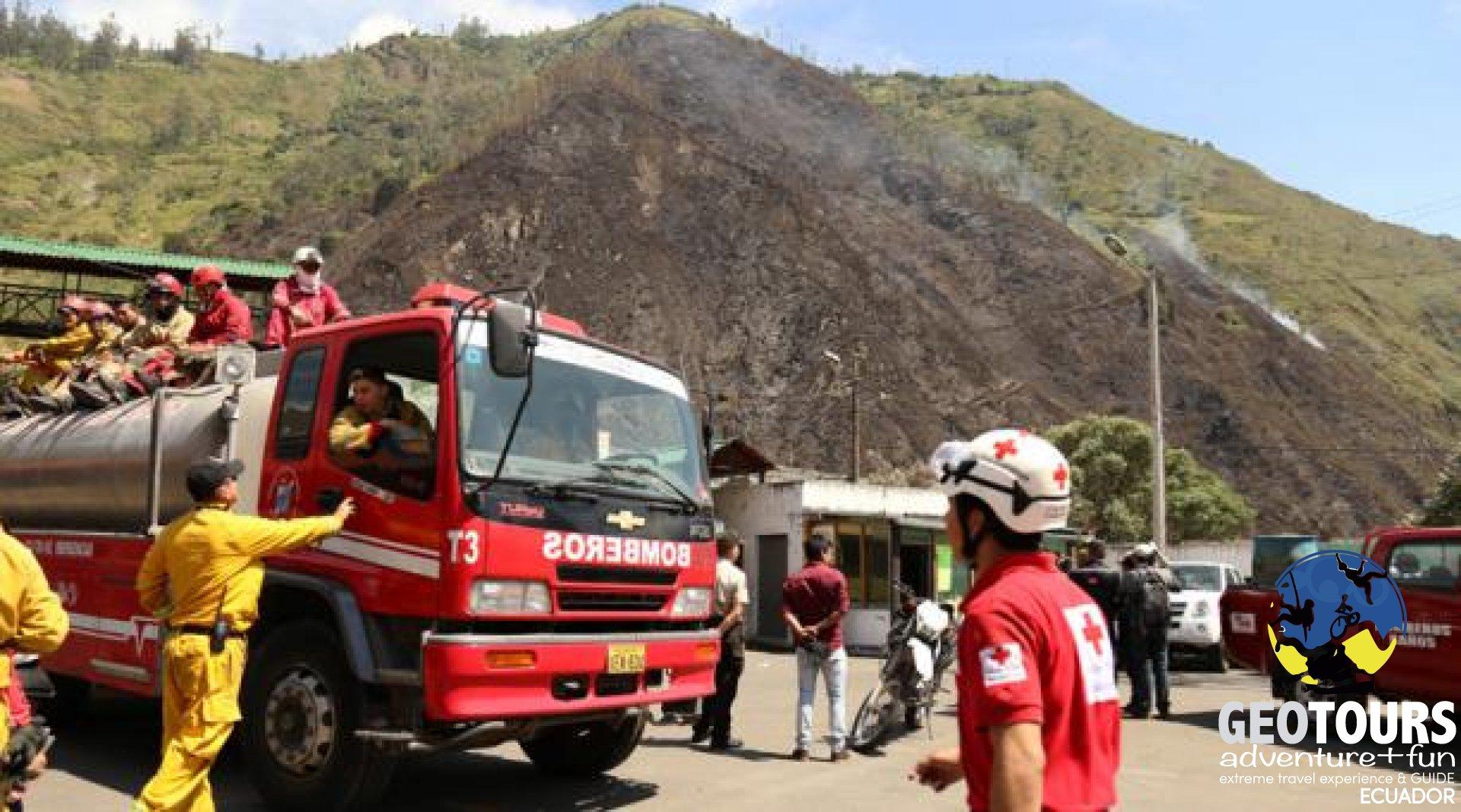 Foto Where to go in an emergency in Baños de Agua Santa ?