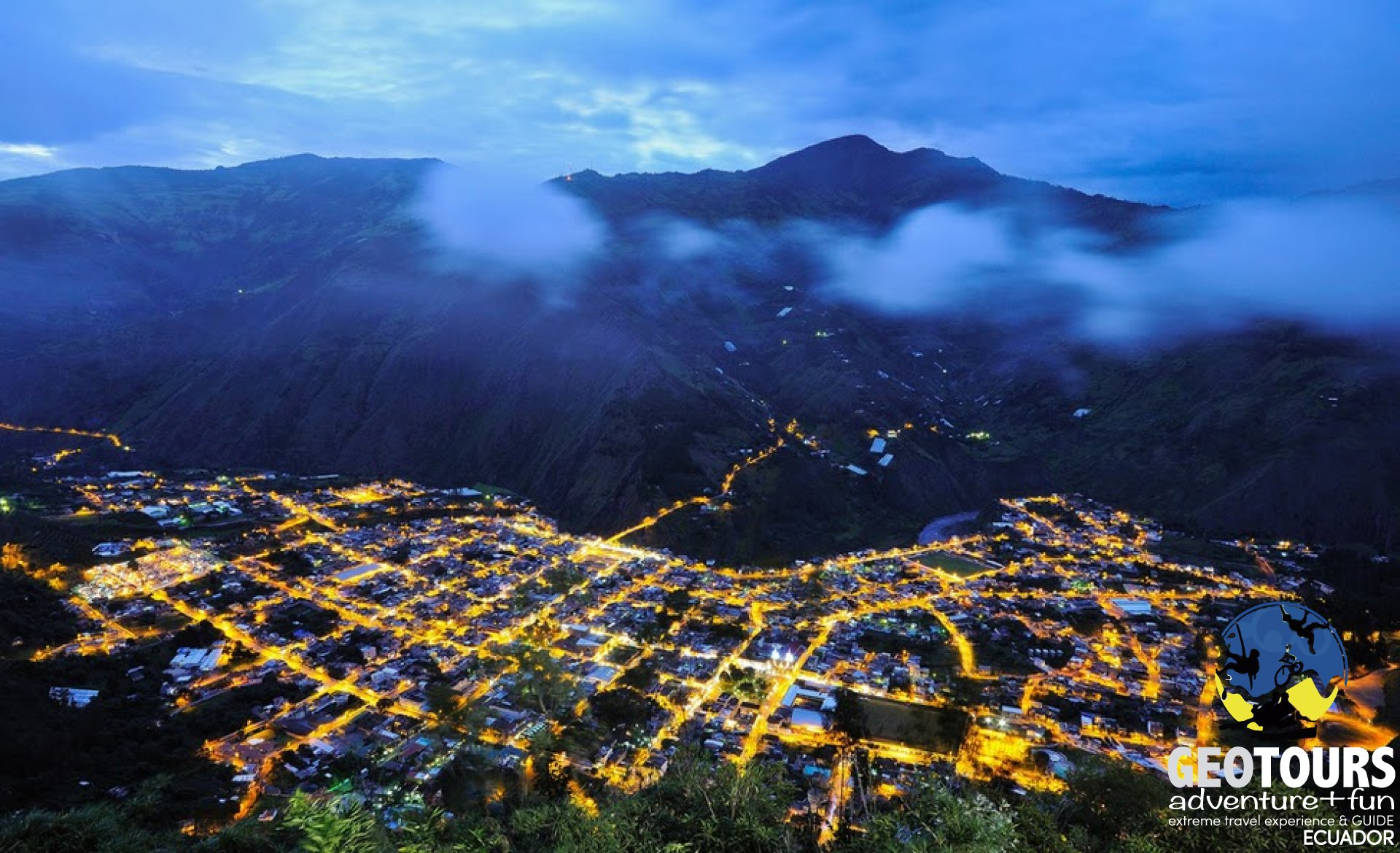 Foto How to get to Baños from Quito?