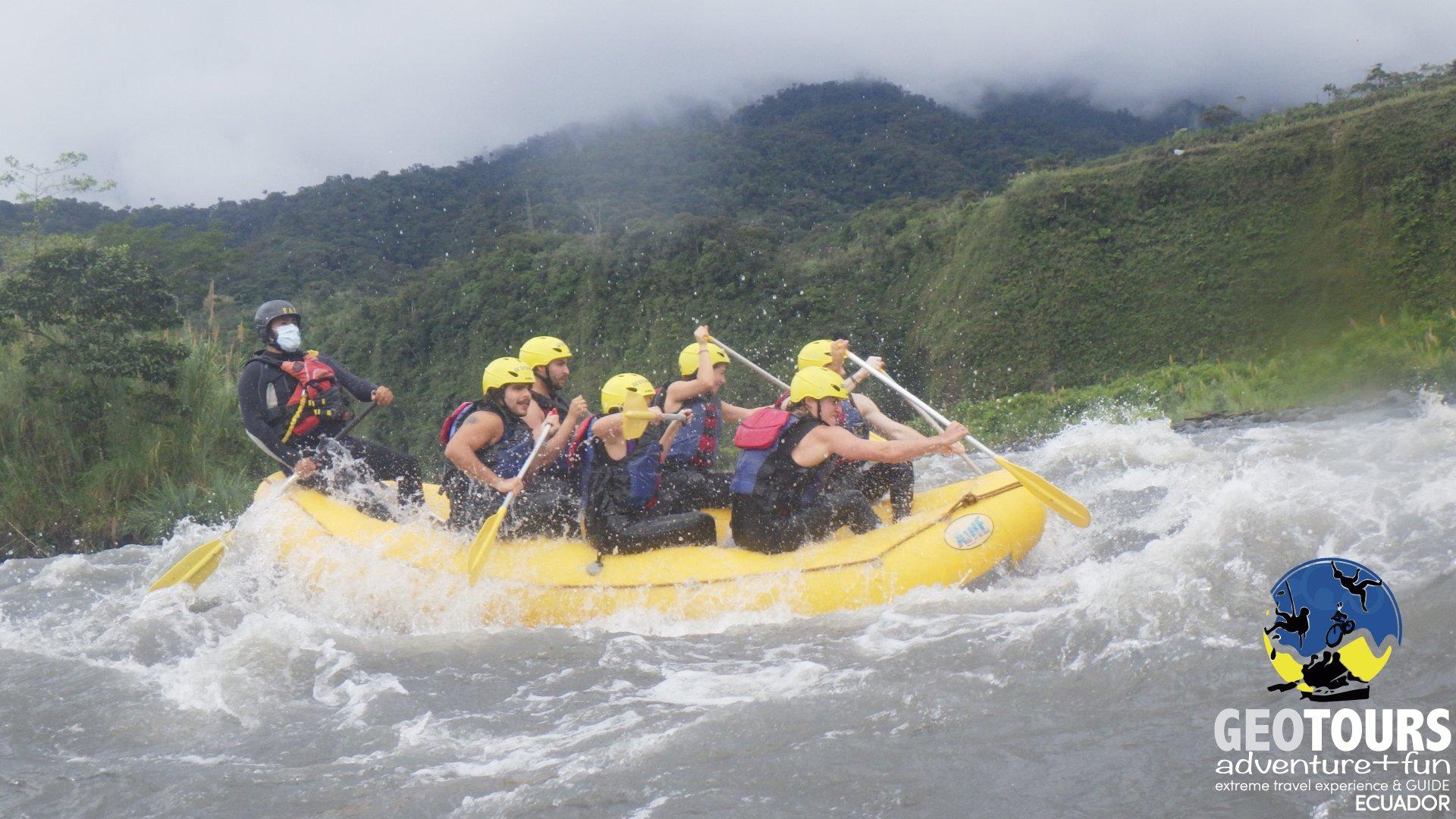 Foto Biosecurity measures for tourism in Baños de Agua Santa
