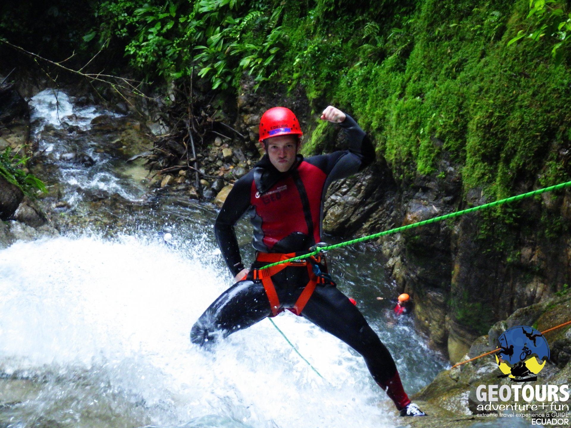 What is Canyoning?
