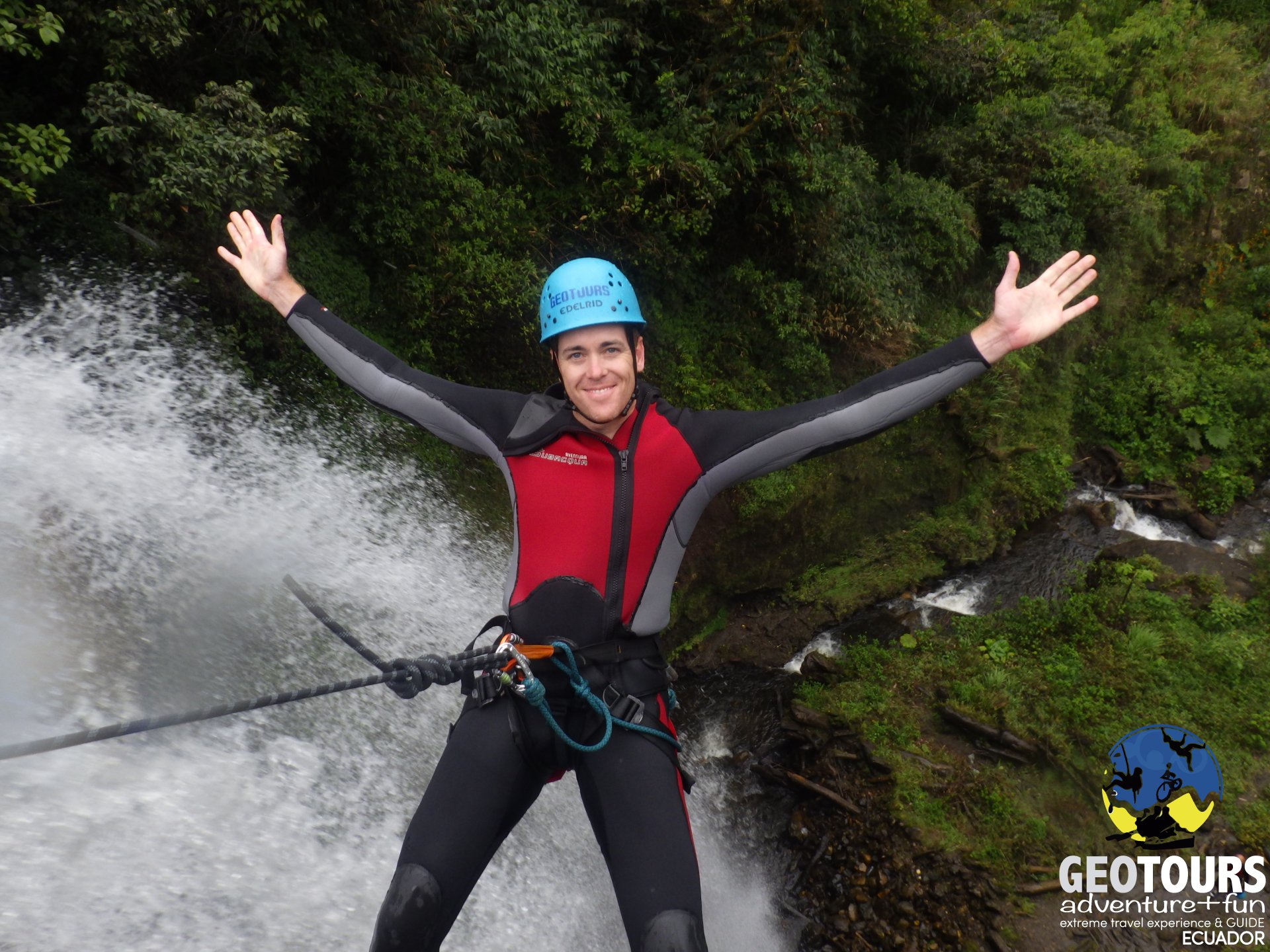 Foto What is Canyoning?