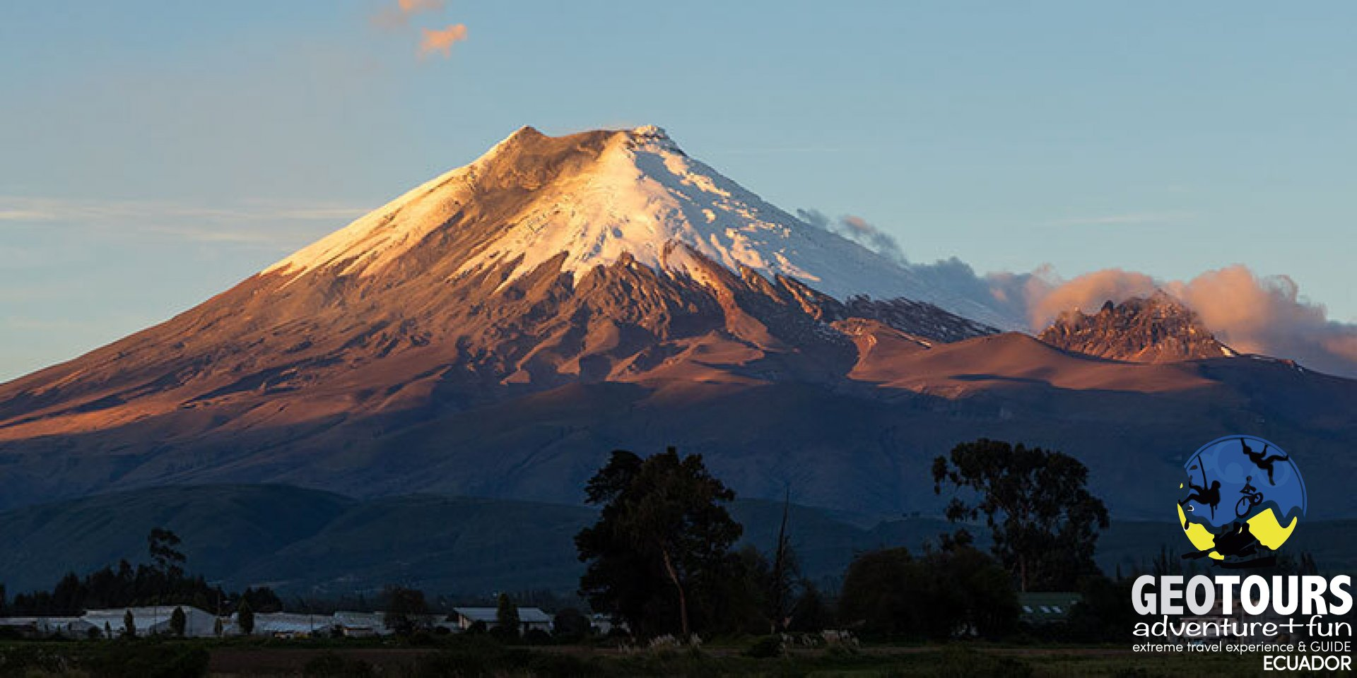 Foto Tourist attractions, shopping and gastronomy of Tungurahua