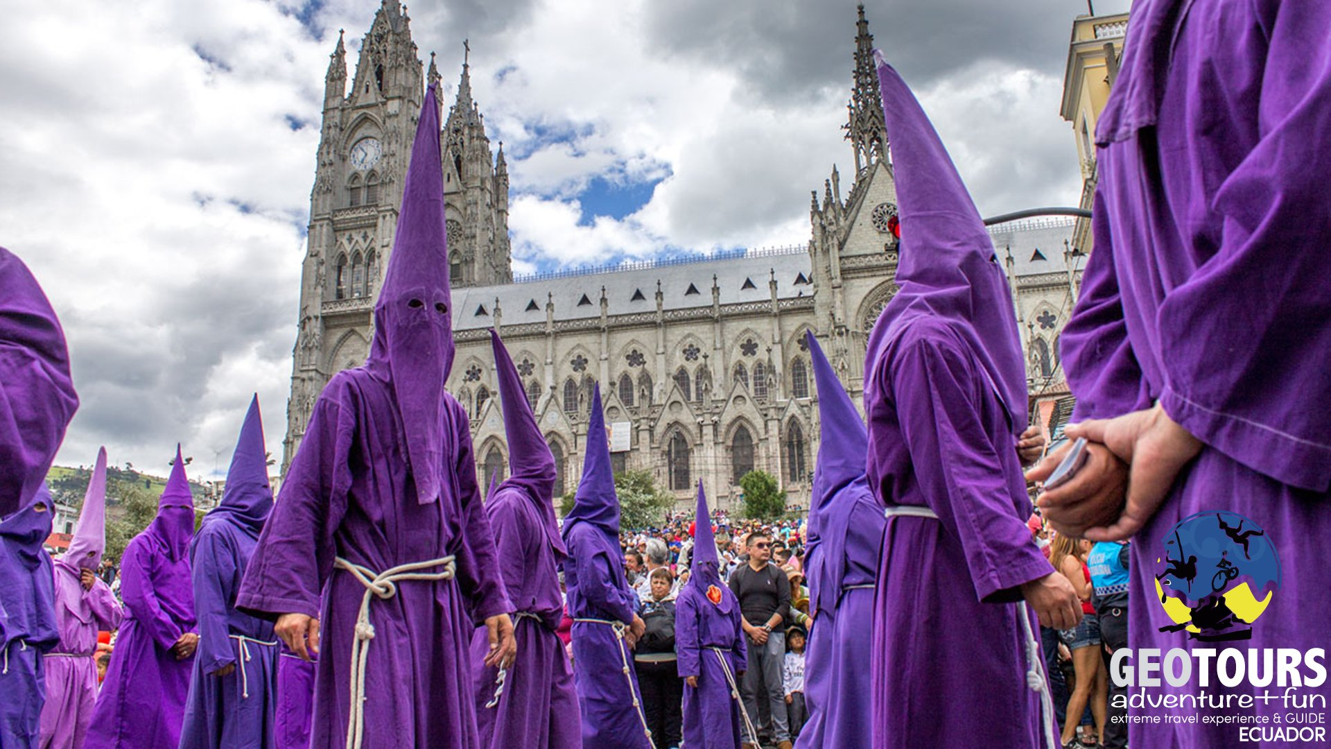 Foto Traditions of the Holy Week in Ecuador