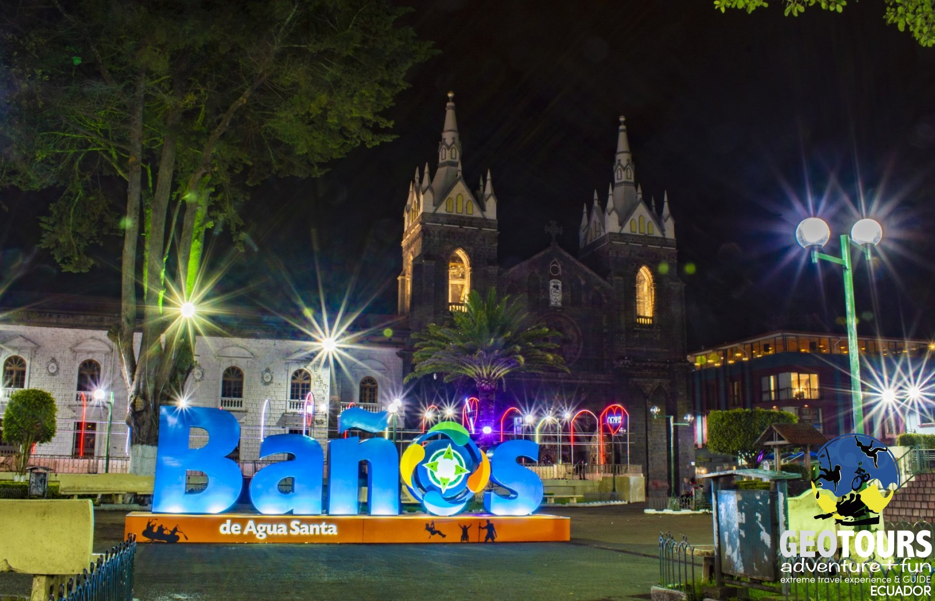 How to get to Baños from Quito?