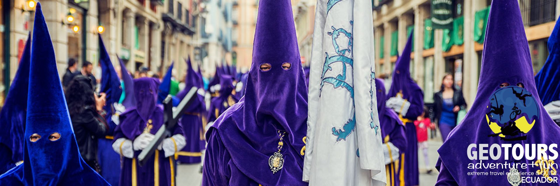 Traditions of the Holy Week in Ecuador