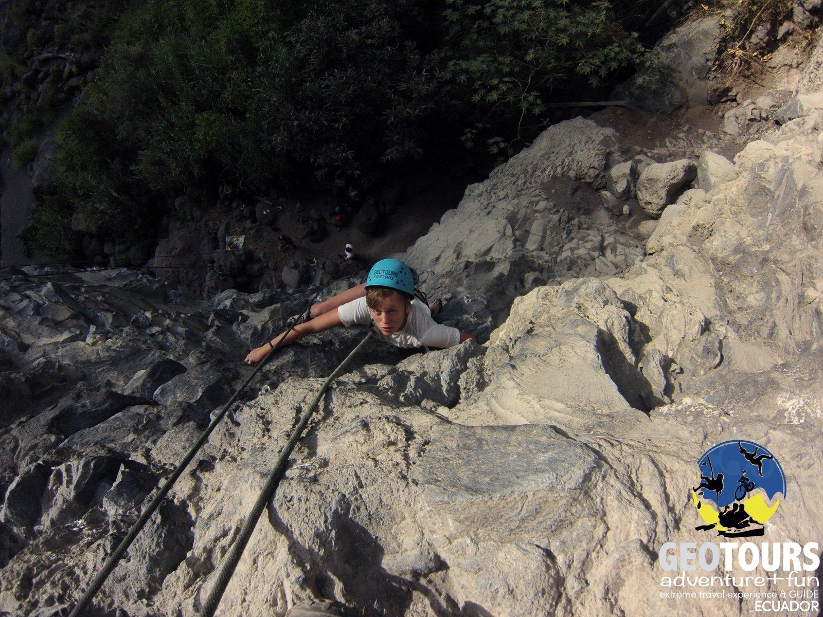 Tours de Escalada en Roca