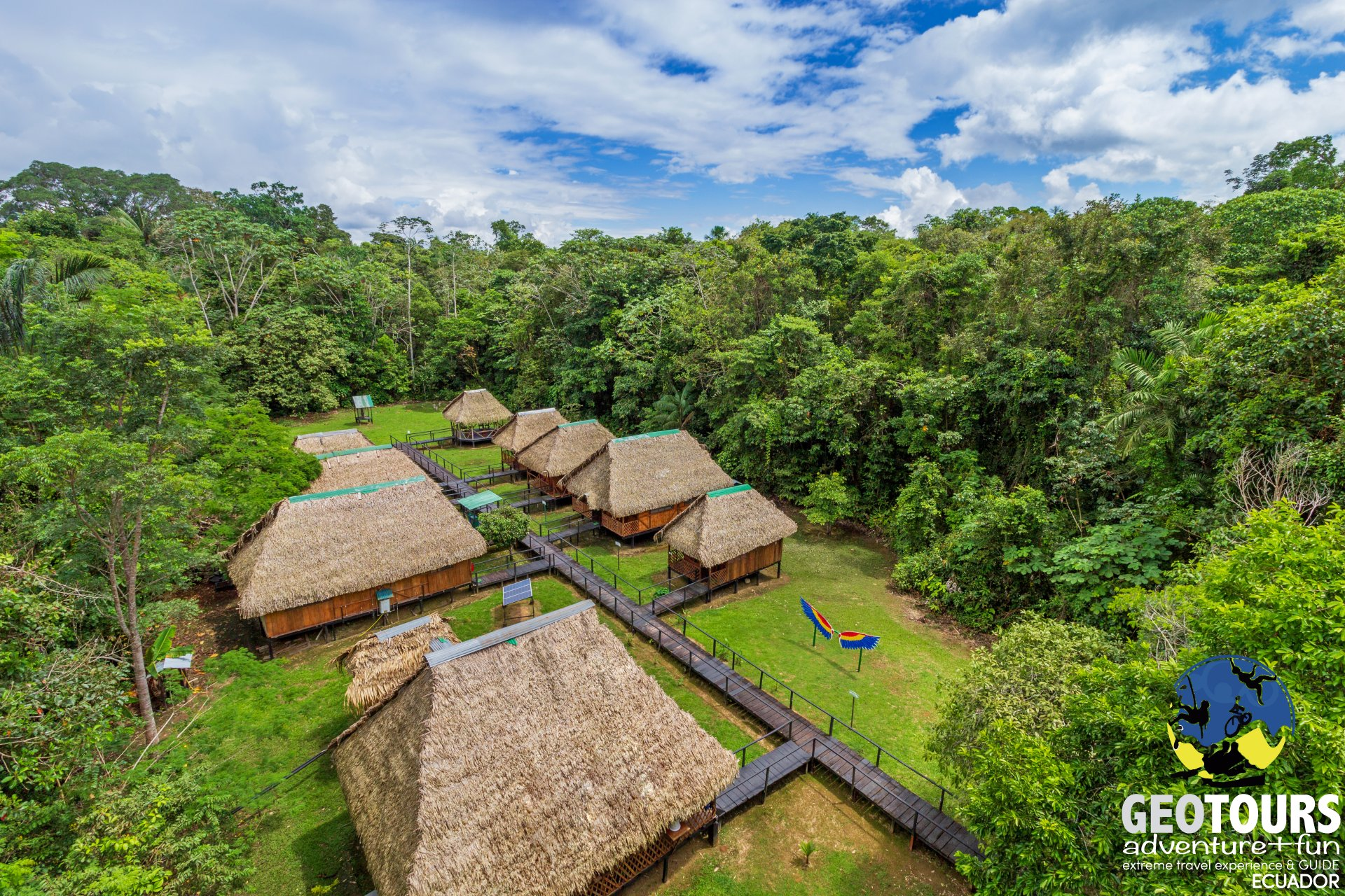 Green Forest Ecolodge