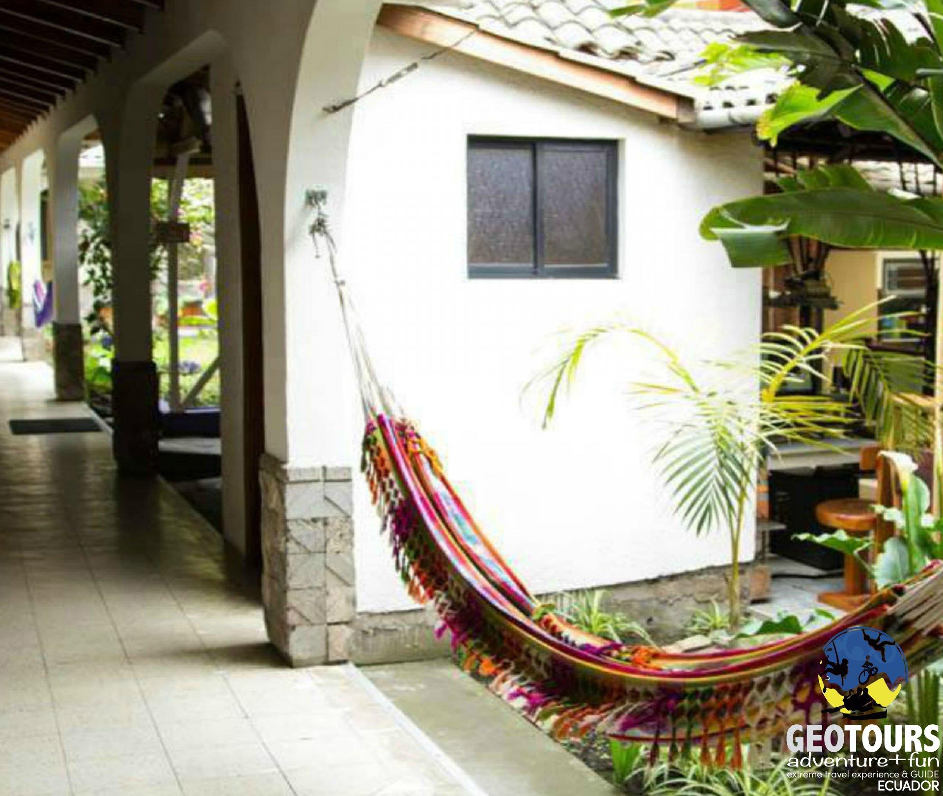Santa Cruz Backpackers Hostel Baños de Agua Santa