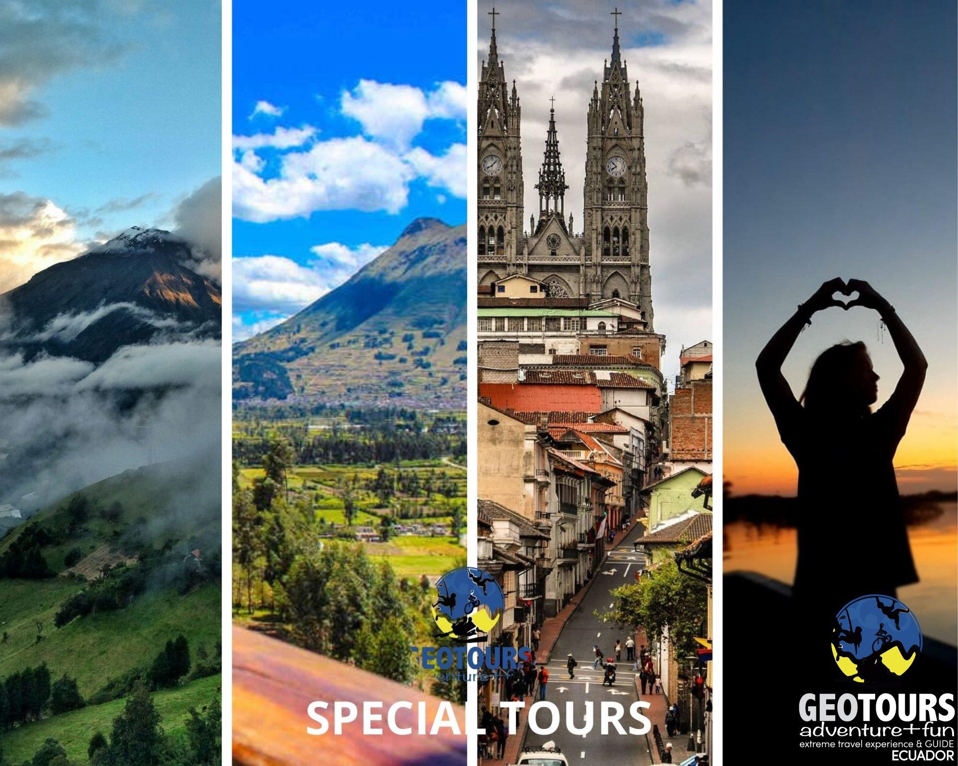 Tour Ecuador 14 days