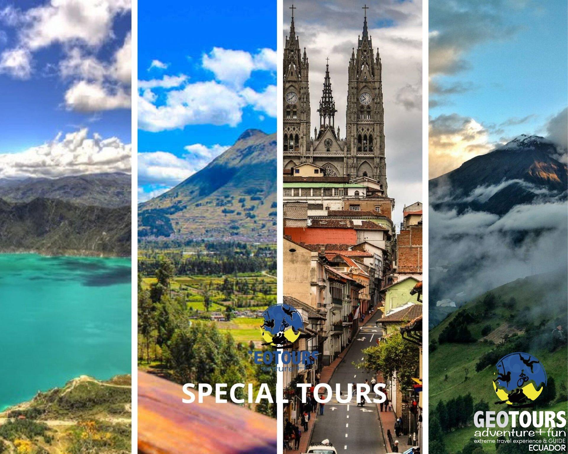 Tour Ecuador in 8 days