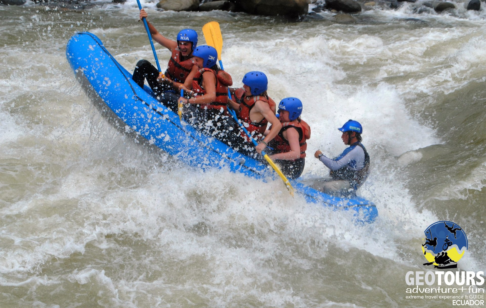 Half Day Rafting Tour – Lower Pastaza River
