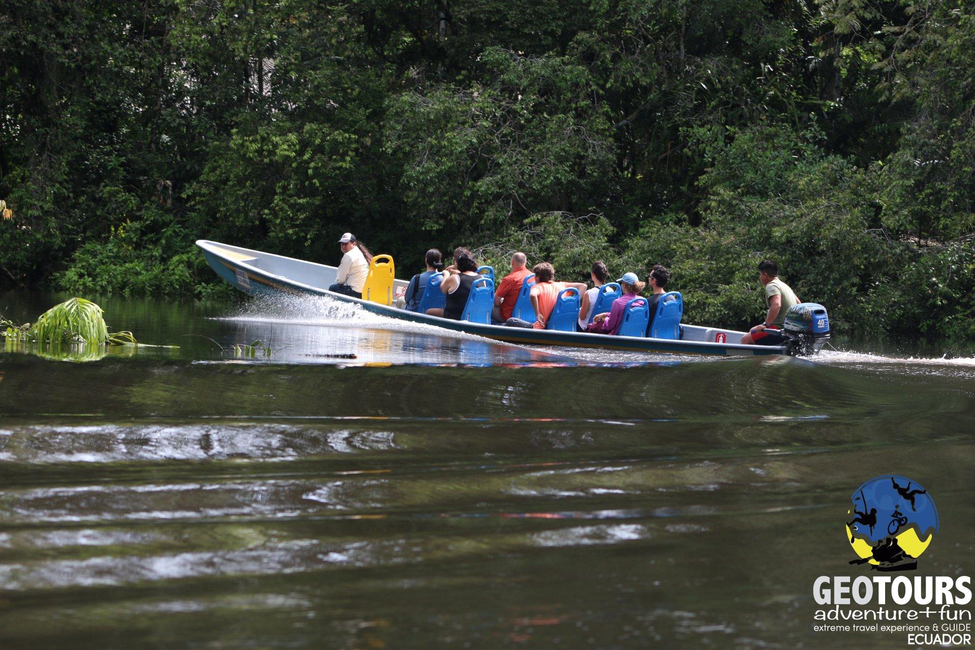 Cuyabeno Ecolodge - Vijfdaagse Tour