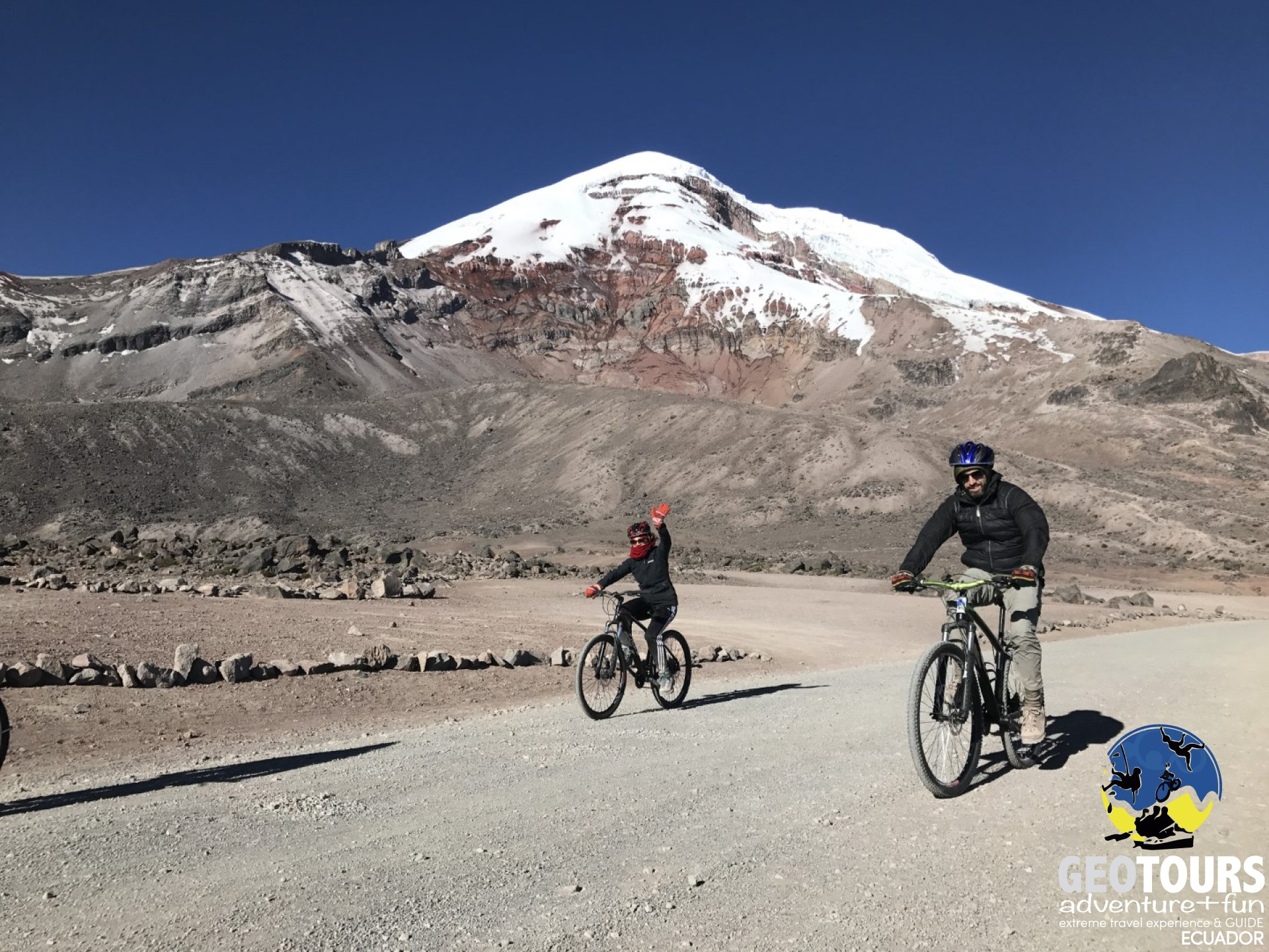 Hike & Bike Chimborazo – Full Day Tour