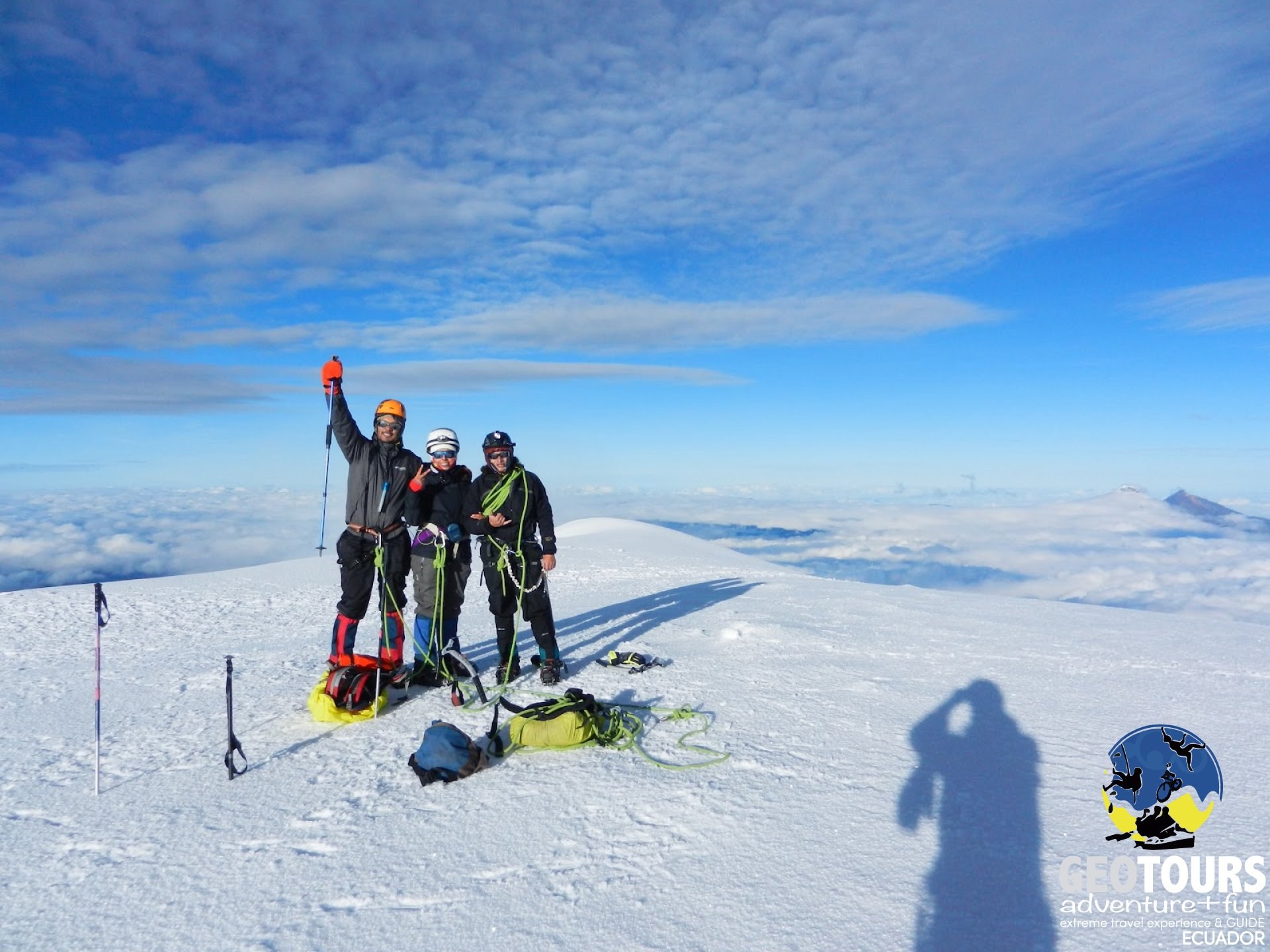 Chimborazo Summit – 2-Day Tour