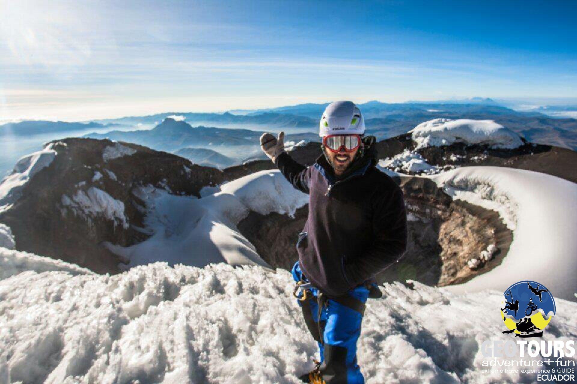Volcán Cotopaxi – Tour Montañismo 2 Días