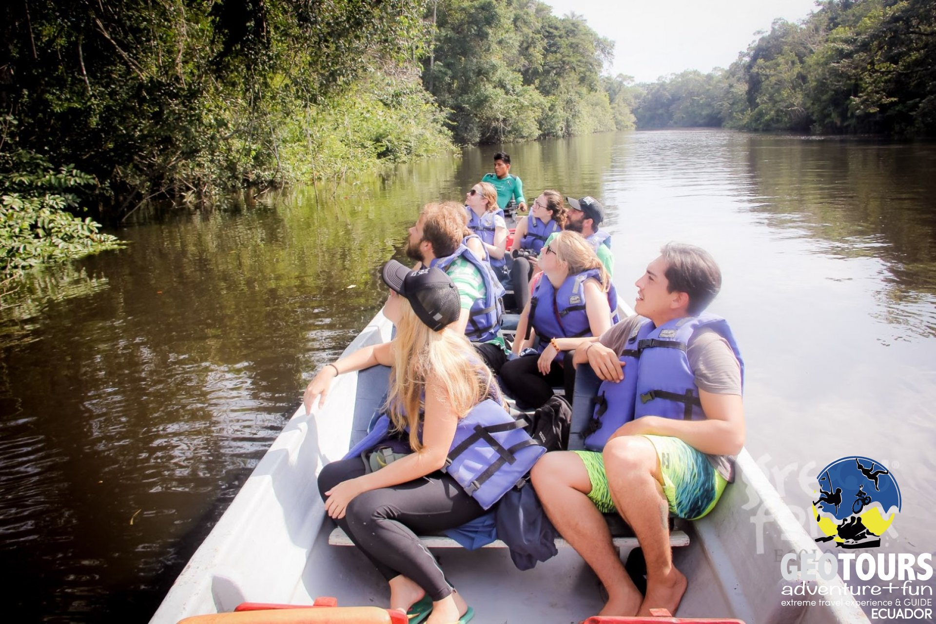 Cuyabeno Wildlife – 5 Day Tour