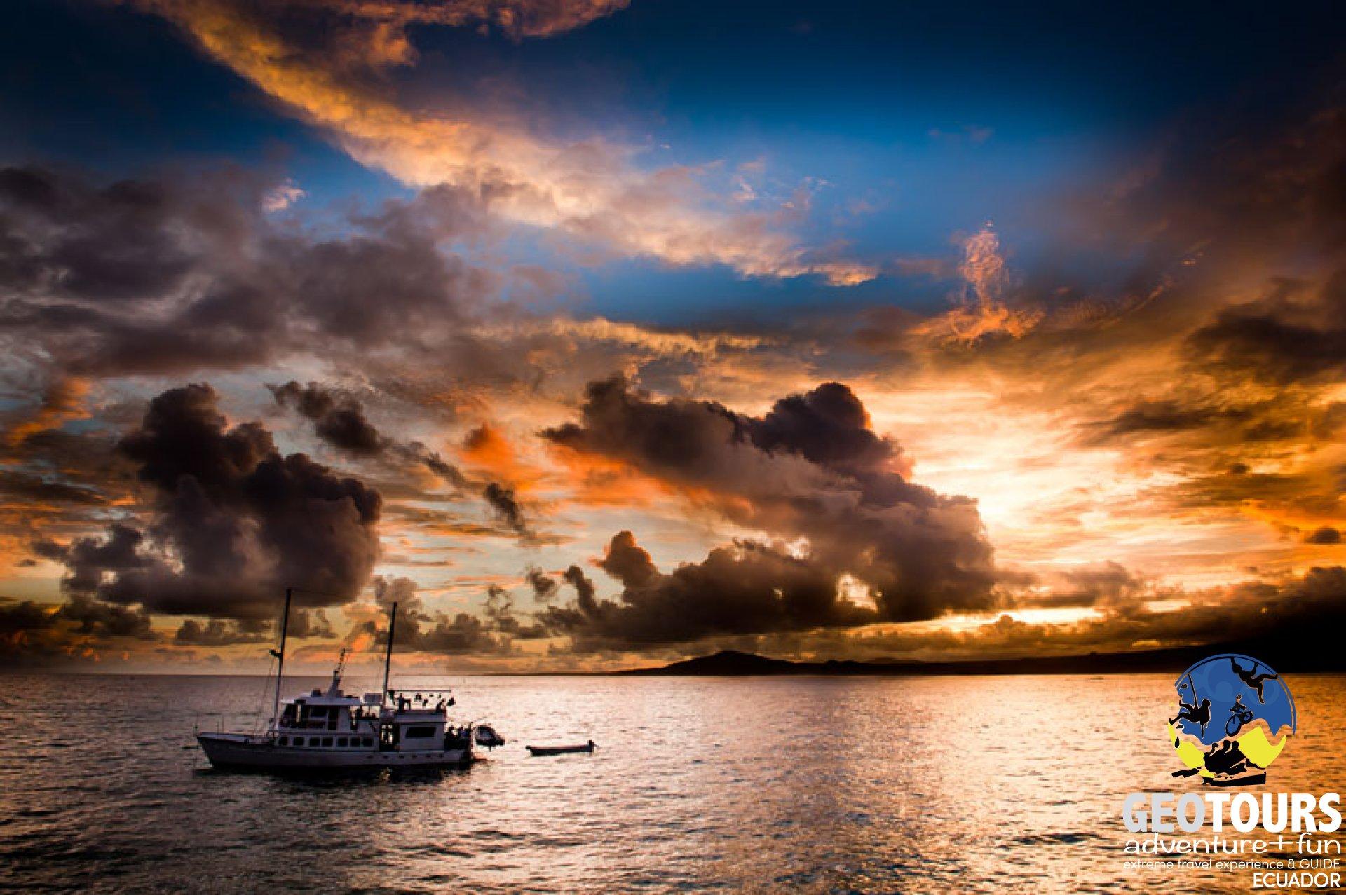 Golondrina Yacht - Galapagos Islands