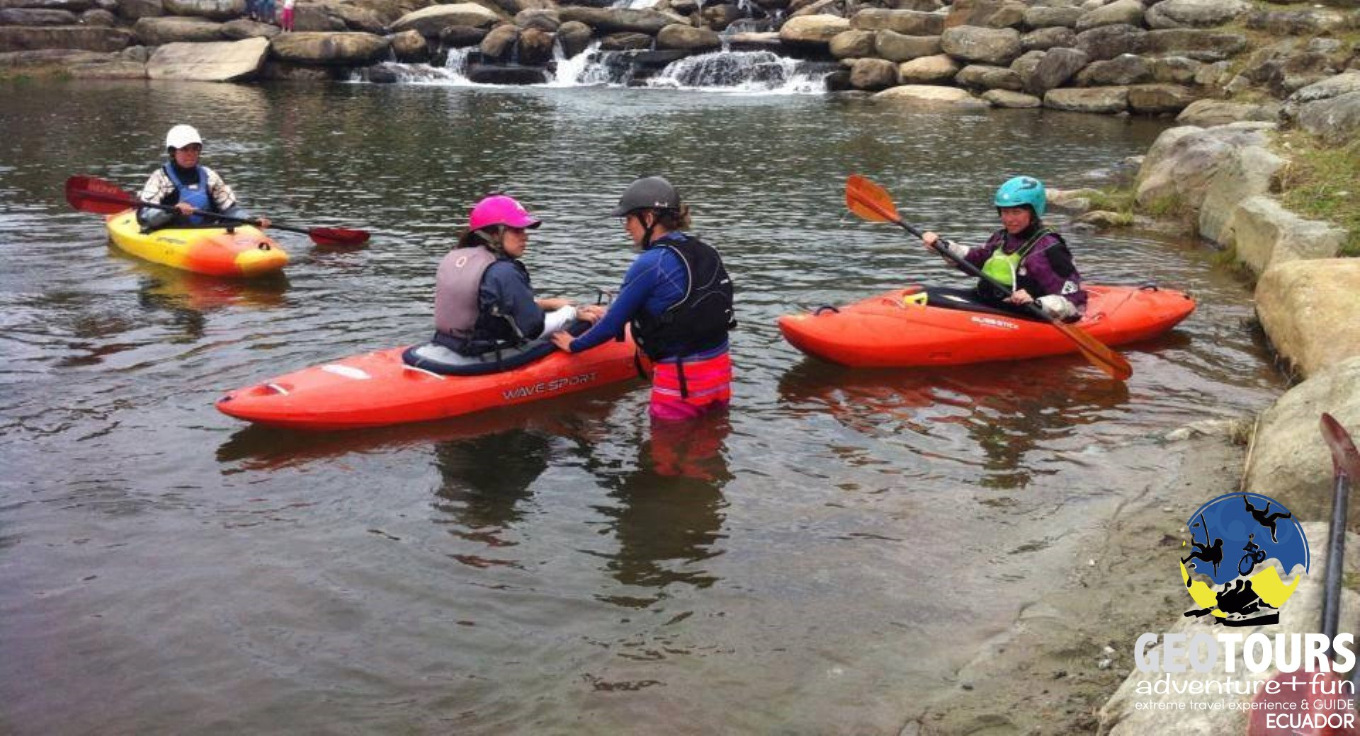 Kayaking Course - 3 Day Introductory Course