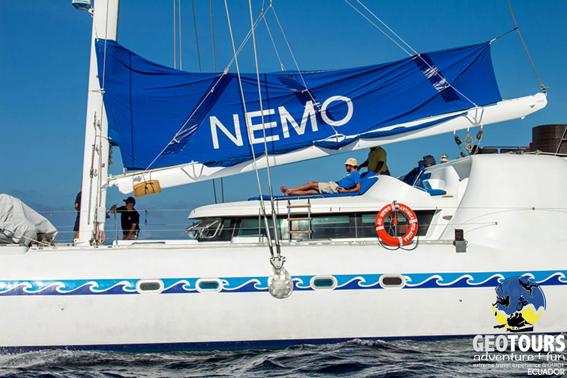 Nemo Yacht - Galapagos Islands