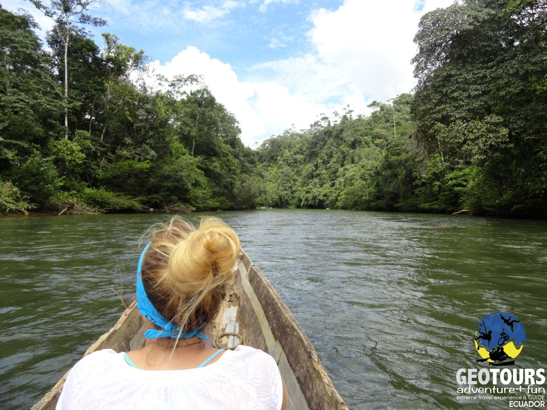 Puyopungo – Full Day Amazon Highlights Tour