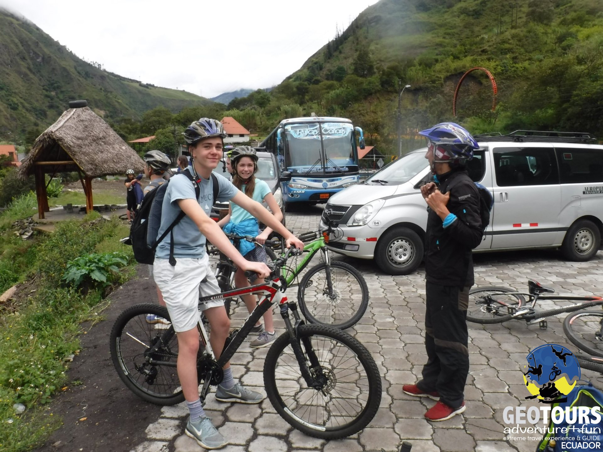 Biking & Rafting – Full Day Tour