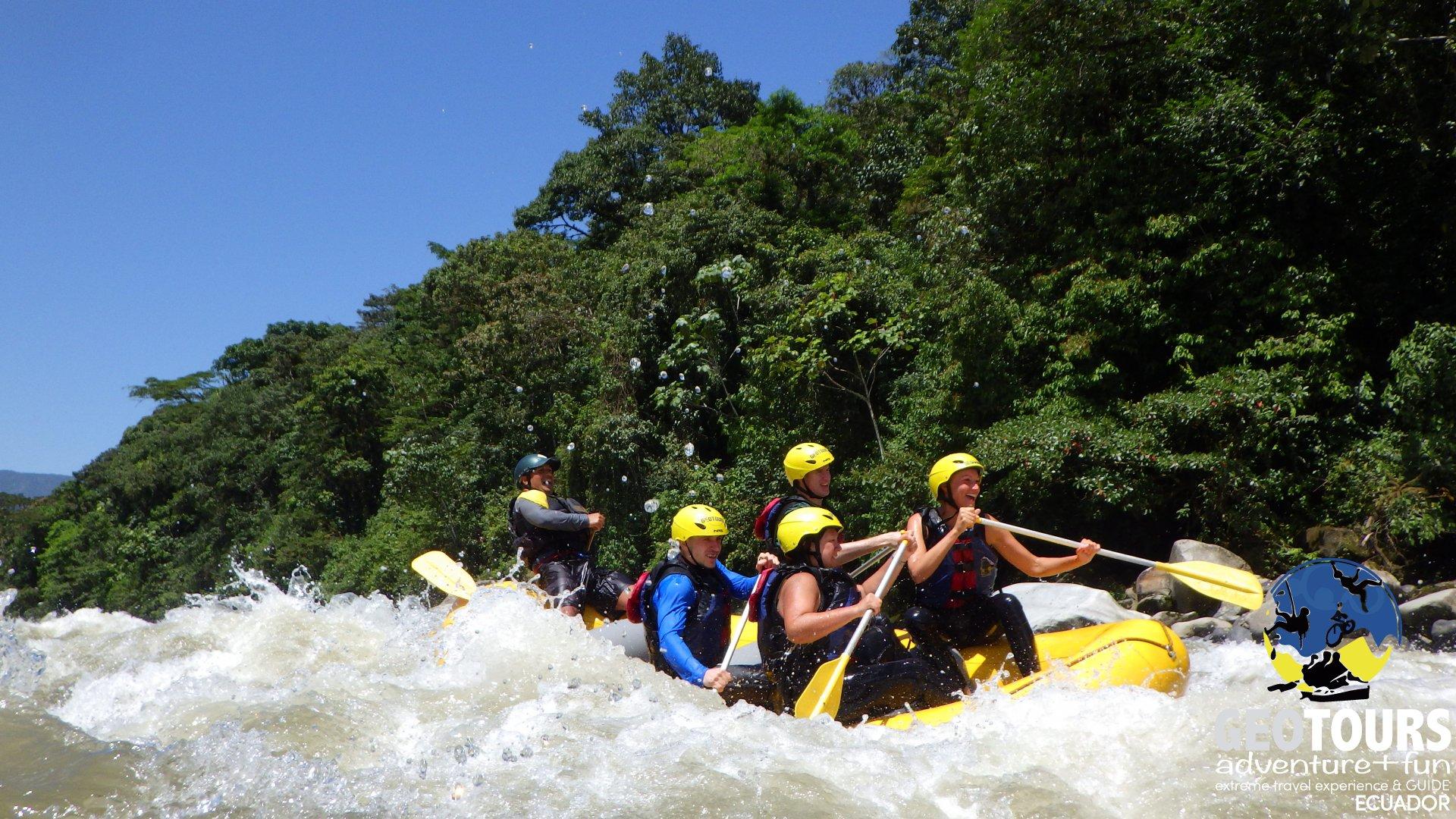 Río Pastaza Bajo – Tour de medio día