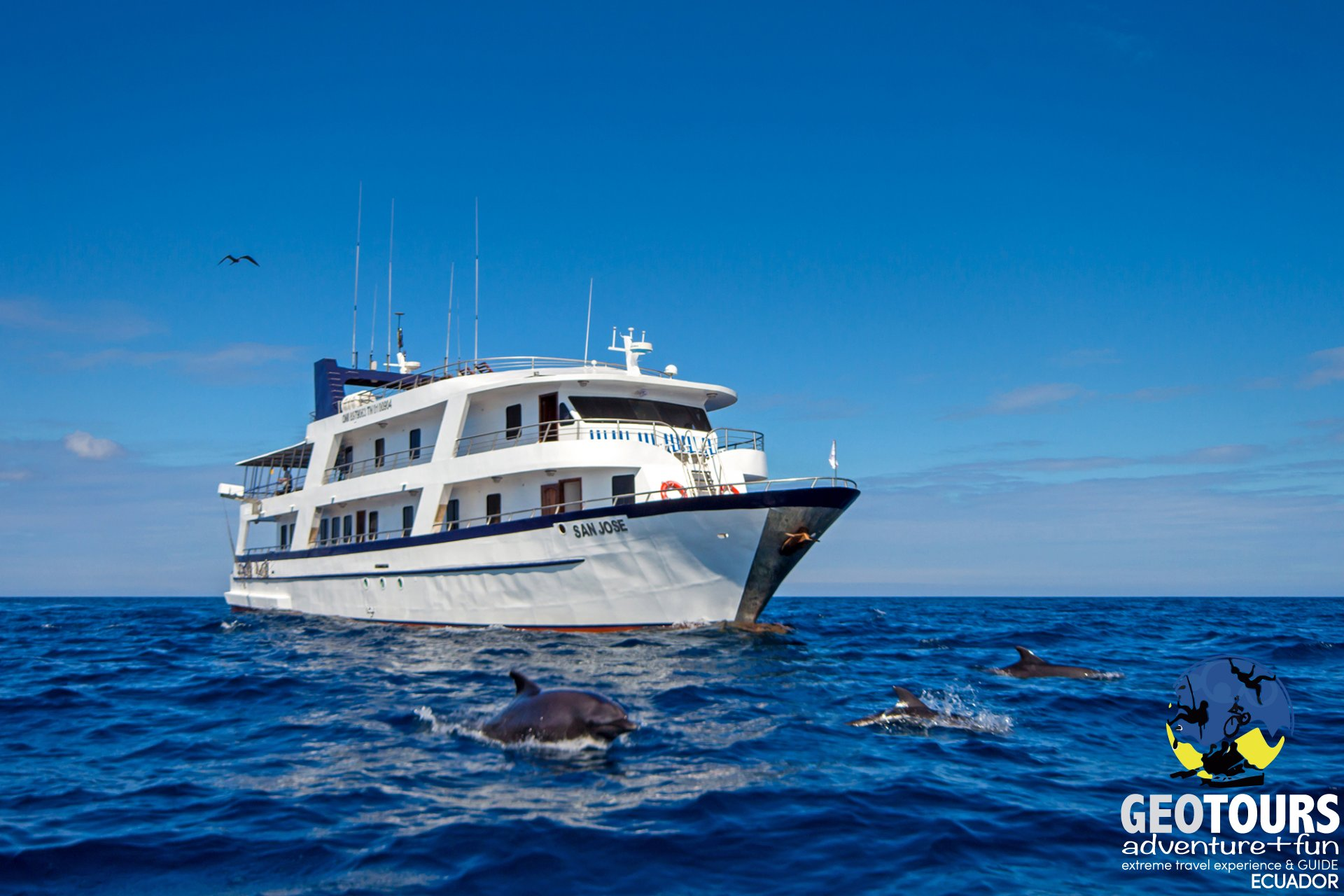 San Jose Yacht - Galapagos Islands