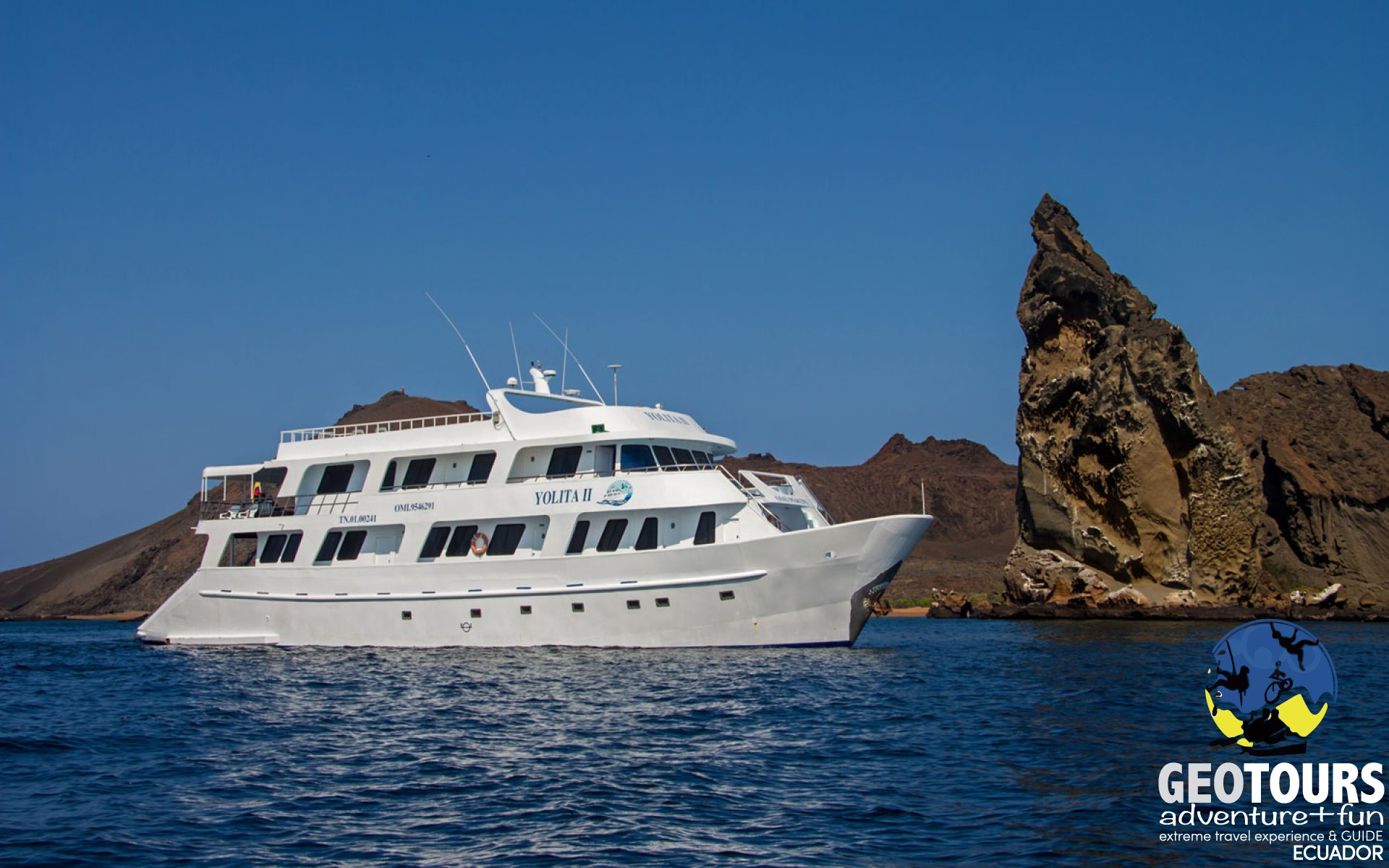 Yolita Yacht - Galapagos Islands