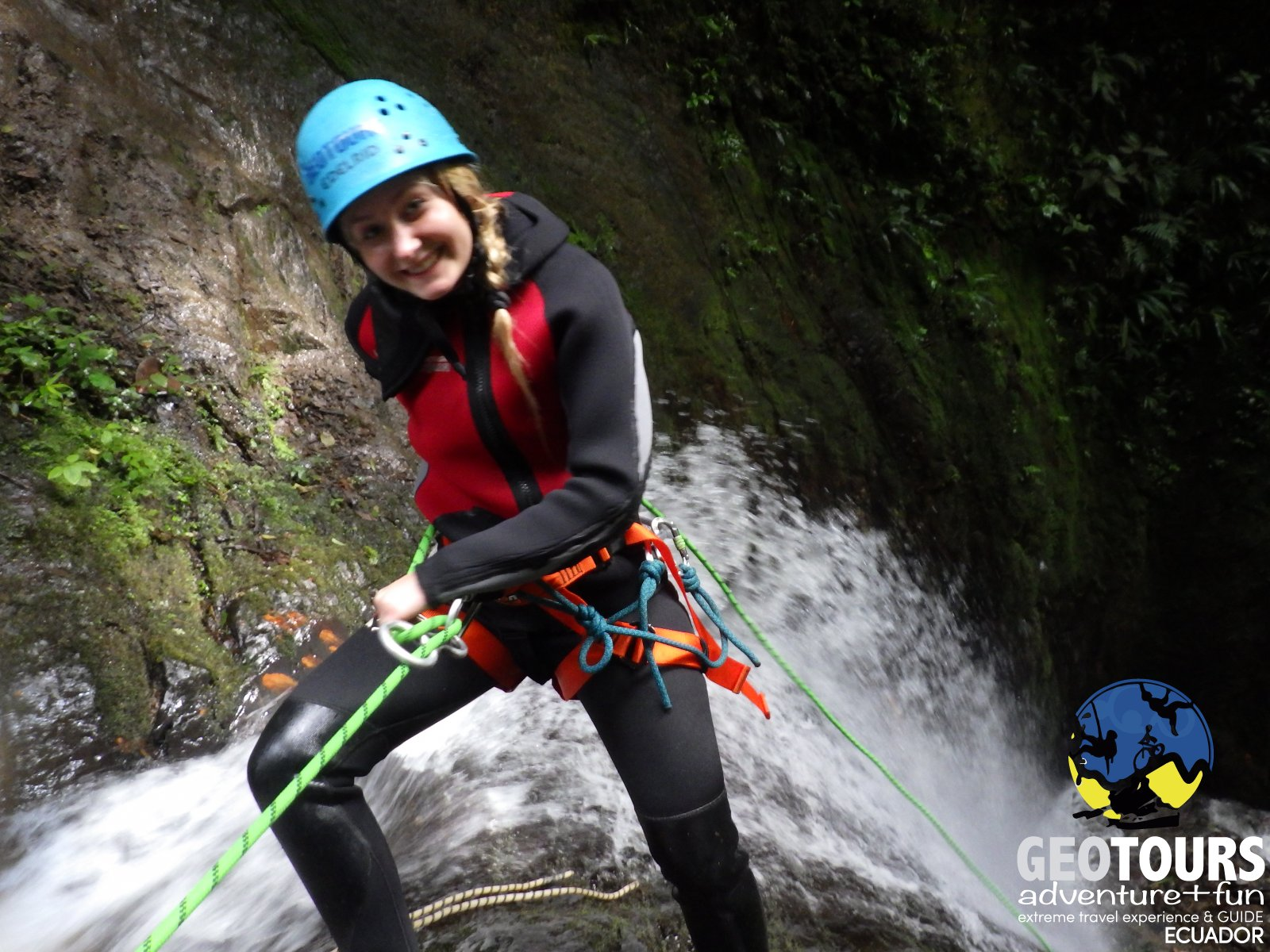 Geotours Baños Ecuador